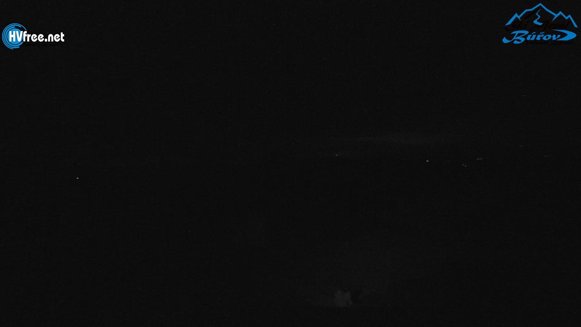 Ski areál Búřov ve Valašské Bystřici