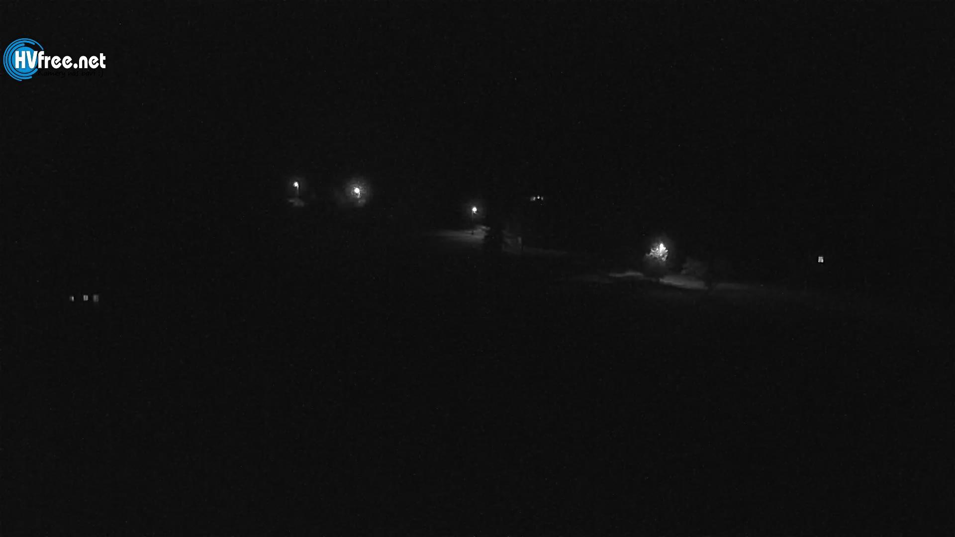 Aktuální obraz kamery Horní Bečva hotel Mesit východ