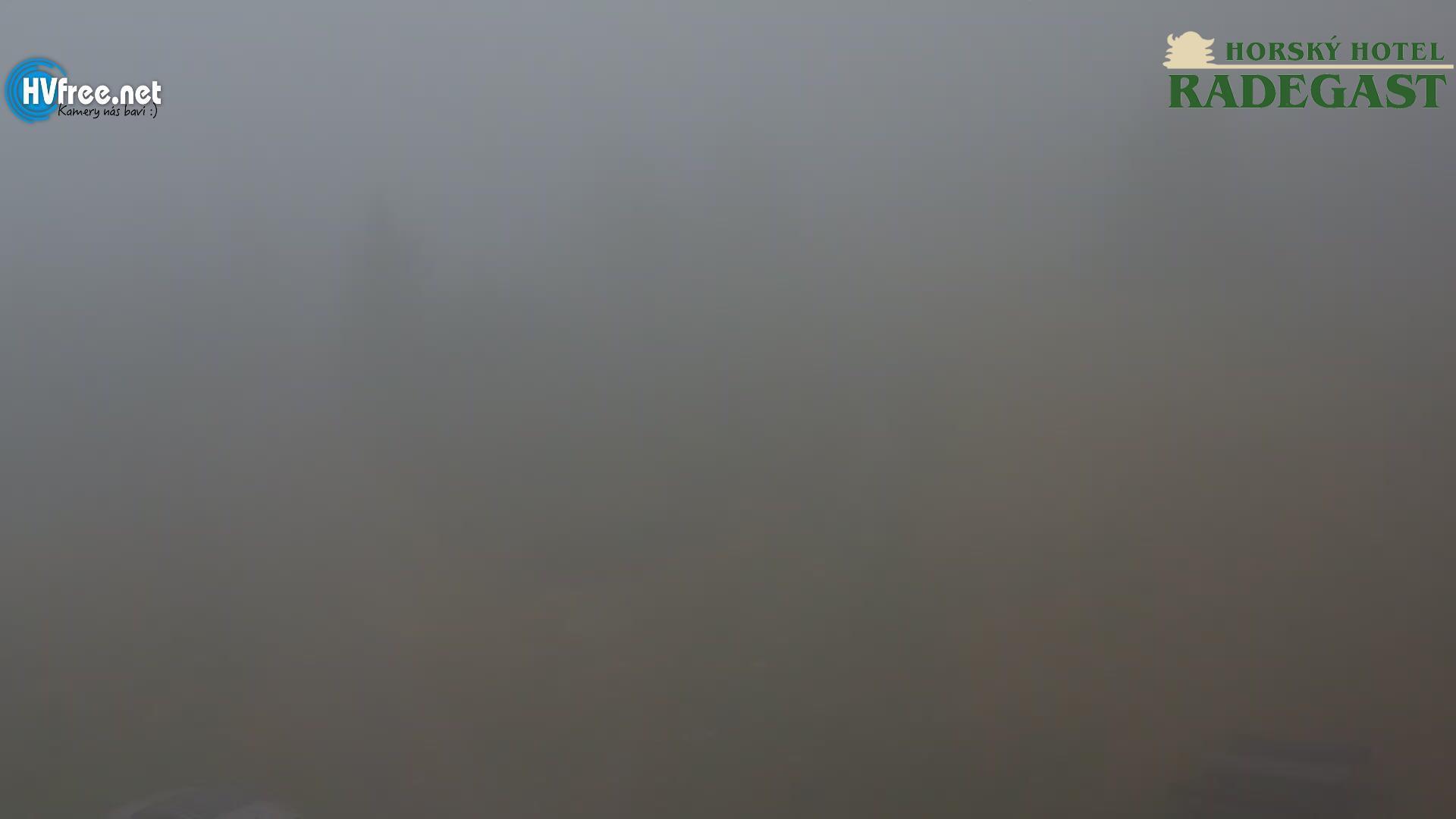 Webkamera na Radhošti v Beskydech