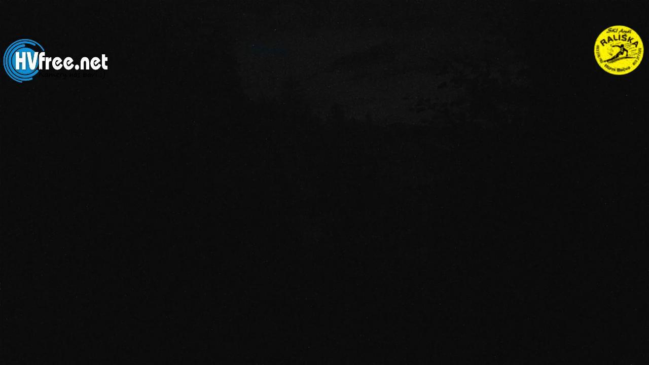 Webcam - Horní Bečva - Rališka